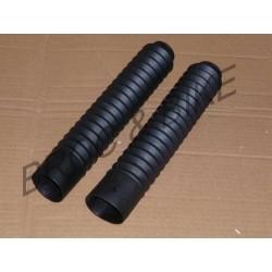 2 Soufflets de fourche noir pour 500 XT 1976-1989