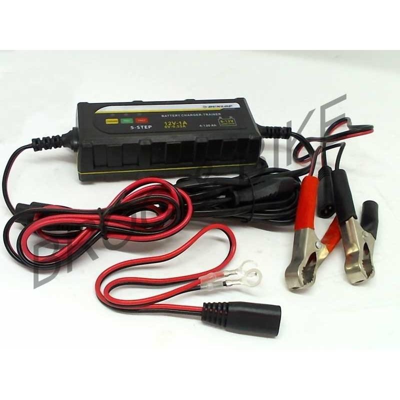 Chargeur Optimiseur 6 et 12 Volts DTMX - 500 XT