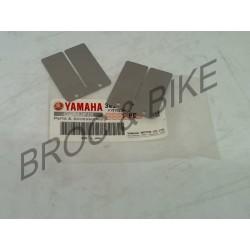 2 Clapets d'admission 125 DTMX d'origine Yamaha