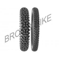 Lot de 2 pneus KENDA TRAIL K270 3.50-18 et 2.75-21 IDEAL 125 DTMX