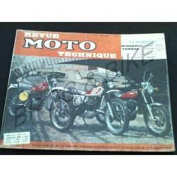 RMT n°29 YAMAHA 500 XT SR 1976-1982 MINARELLI 49 cc