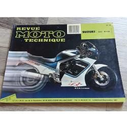 RMT n°66 SUZUKI 1100 GSX-R 1986 - 1987