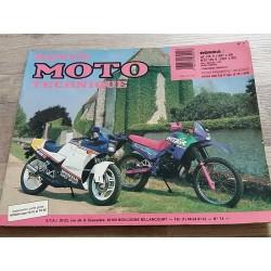 RMT n°74 HONDA NS 125 R 87-89 MTX 125 R 87-89 NRJ HRC
