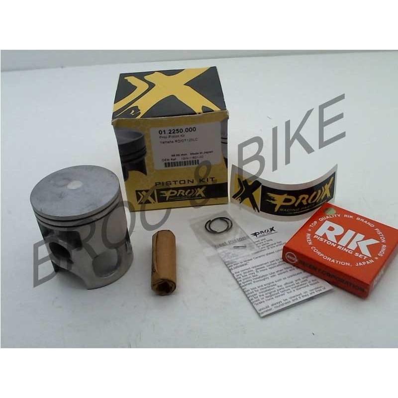 Kit Piston 125 DTMX de 56 à 57.50 mm
