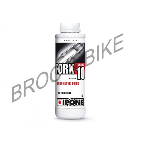 HUILE FOURCHE IPONE FORK 10 - 1 LITRE